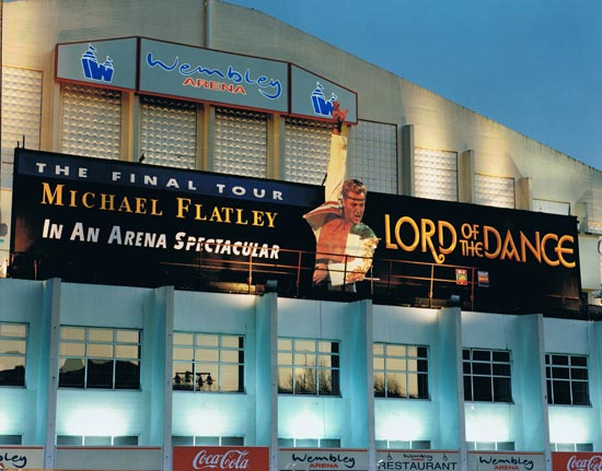 Billboard - Wembley - Lord of the Dance