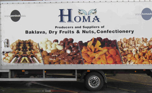 HOMA - Vehicle-Graphics