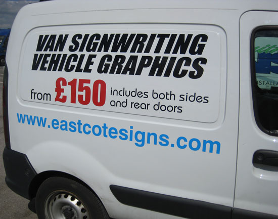 9e21b0319 Vehicle Graphics - Eastcote Sign & Display