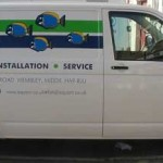 Vehicle Graphics - Aqua-Marine