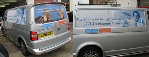 Vehicle Graphics - Tiuta