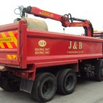 J&B Grabber (rear) - Vehicle-Graphics