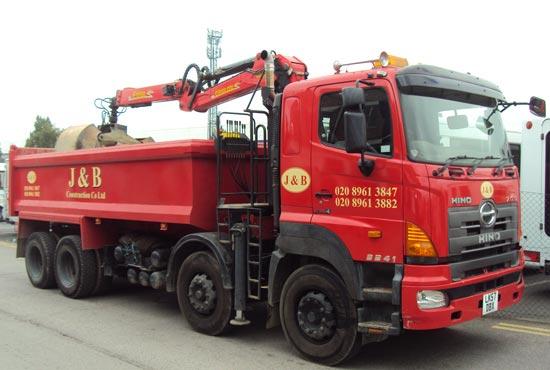 J&B Grabber - Vehicle-Graphics