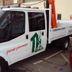 HIAB Truck Graphics - Vehicle Graphics - Thomann Hanry