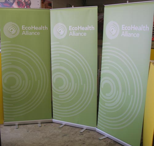 Pull Up Banners - EcoHealth