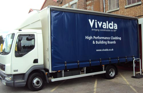 Side Curtain HGV Graphics