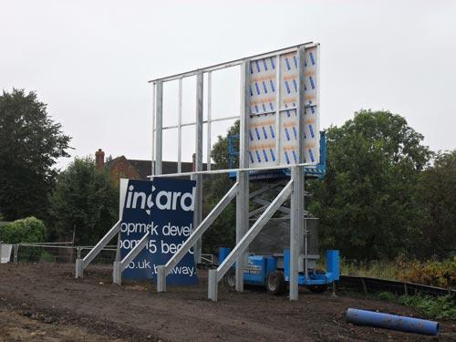 Billboard Display Sign
