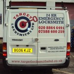 Transit Van Signwriting London