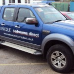Ford Ranger Pick-Up Signwriting