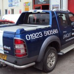 Ford Ranger Signwriting
