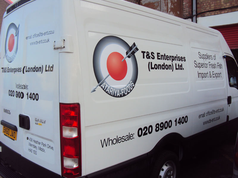 Iveco Daily Vehicle Graphics
