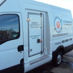 Refrigerated Vehicle Graphics