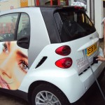 Smart Car Vehicle Graphics London