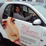 Smart Car Vinyl Graphics London