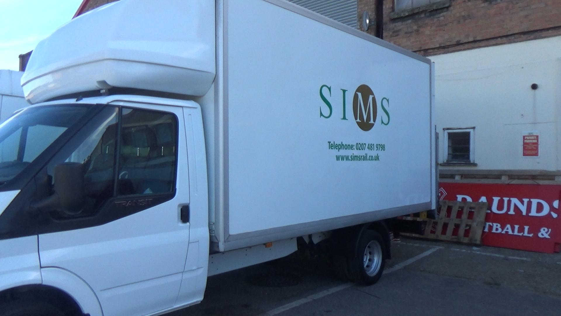 sims-rail